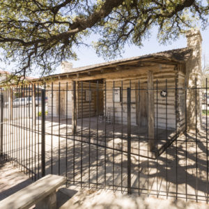 historic comanche jail